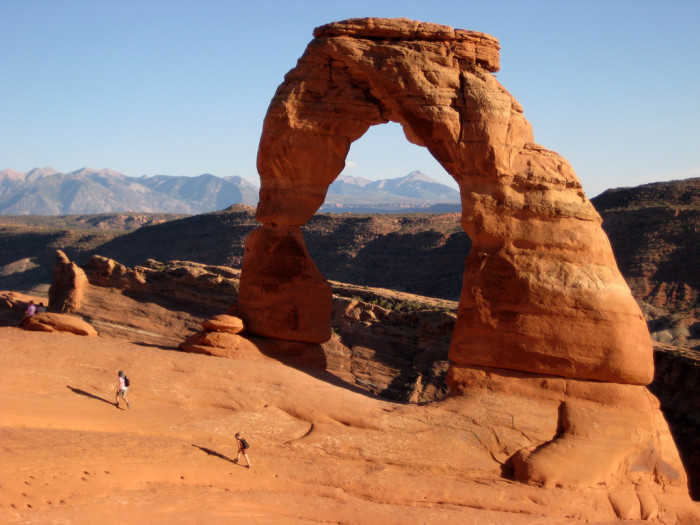 3. Delicate Arch, Arches National Park