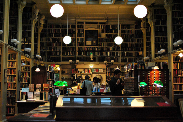 4. The Athenaeum, Providence