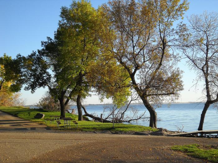 5. Devils Lake