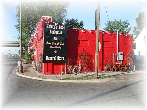 5. Kaiser's Bar-B-Q and General Store, Salt Lake City