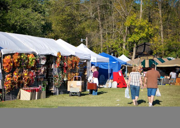 11. Tons of craft fairs