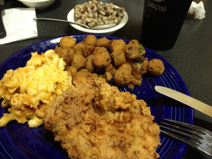 4. No other state's food compares to the delicious home-style food that's served here.