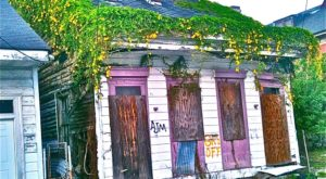 These 10 Abandoned Places in New Orleans Are Absolutely Haunting