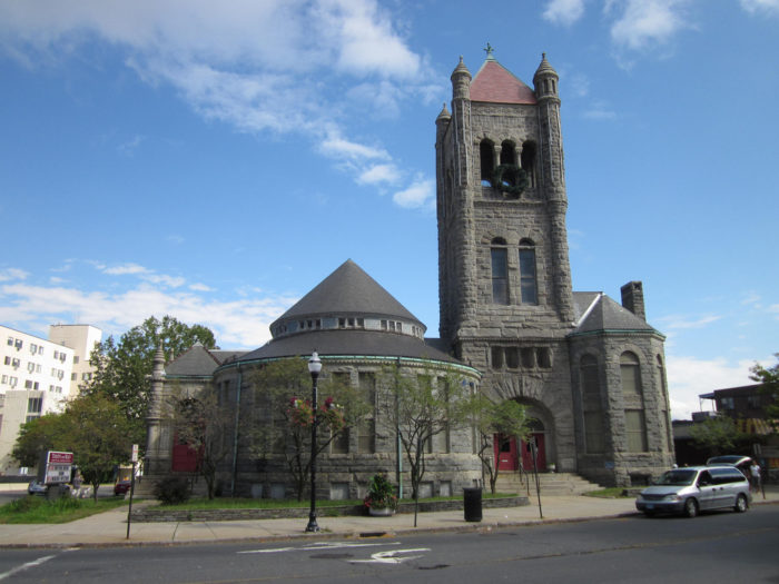 13. This place in New Britain adds modern touches with its round dome like structure.