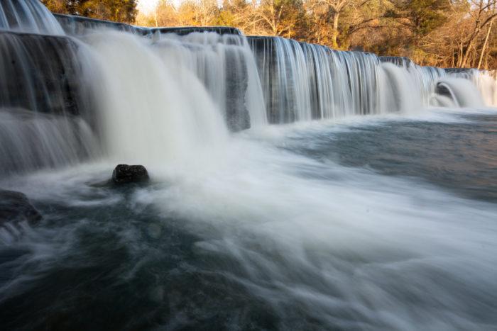 10.Natural Dam