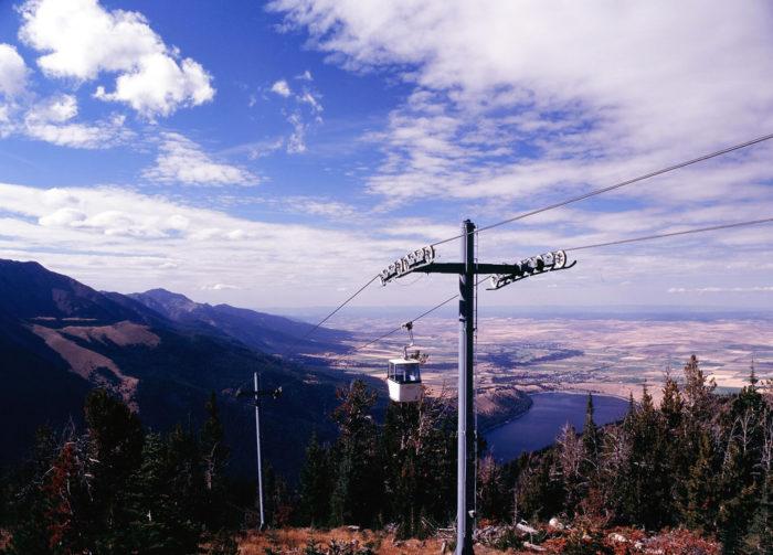 7. Wallowa Mountains