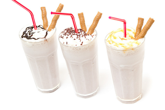 """11. The locals also know that the correct name for a """"milkshake"""" is a """"cabinet."""""""