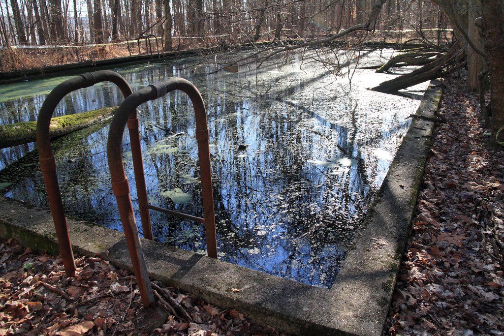 the most beautiful abandoned theme park in indiana