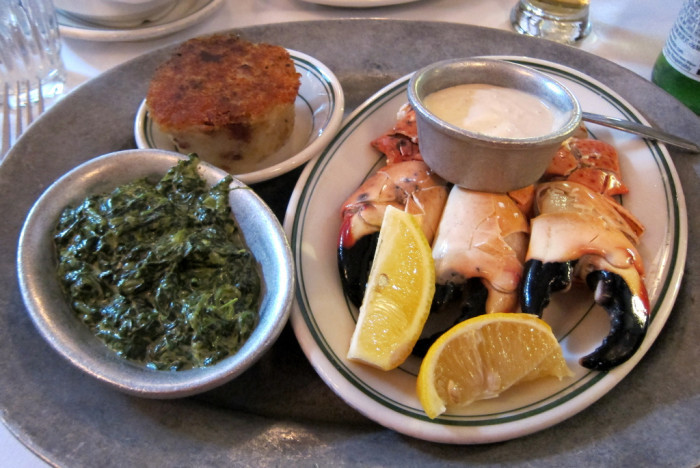 9. Sample as much local seafood as possible.