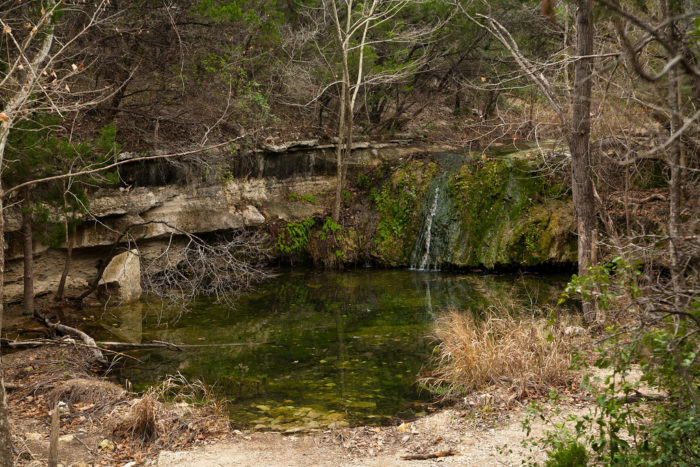 4. Take a day to explore Wild Basin Preserve and enjoy one of these pleasant waterfalls with your picnic lunch.