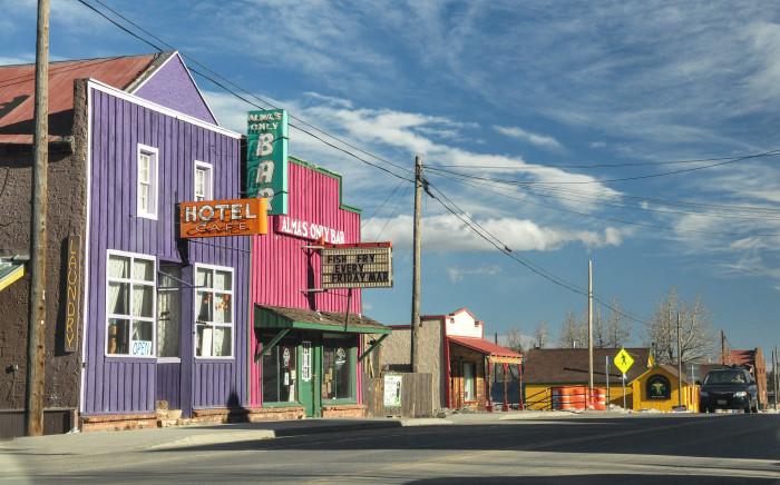 11. Alma, Colorado