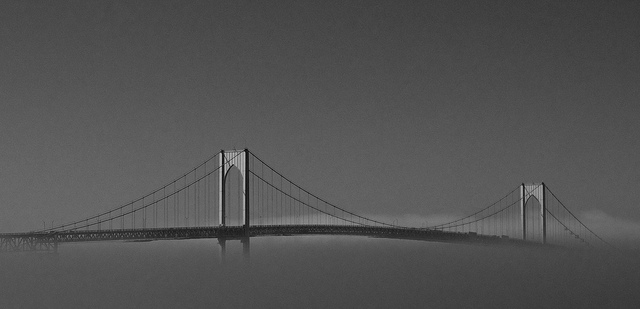 Connecting Aquidneck and Conanicut Islands, the bridge made traveling to Newport much easier for tourists and locals alike!