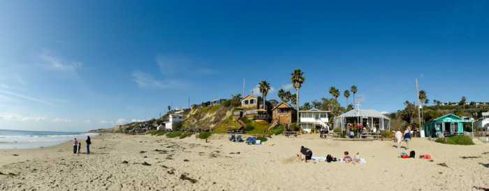 12. Crystal Cove