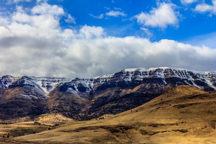 21. The stunning Steens Mountain.
