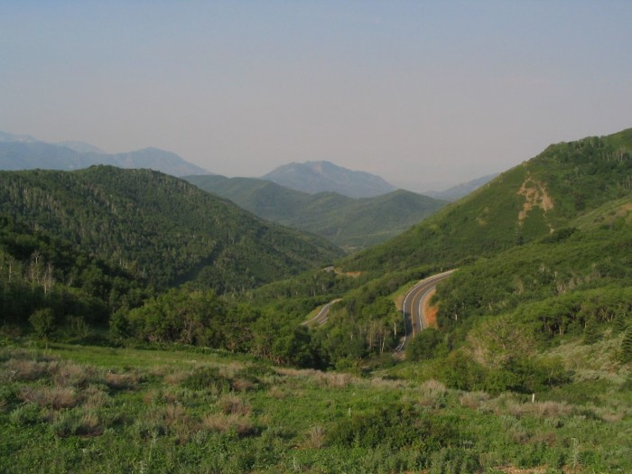 2. Emigration Canyon