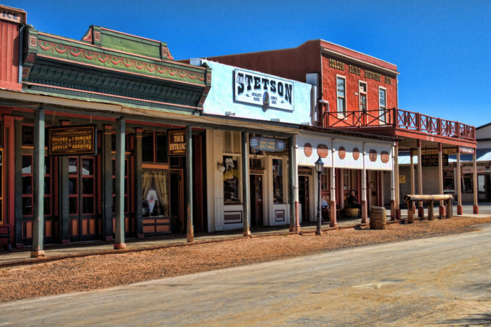 3. Tombstone Historical District, Tombstone