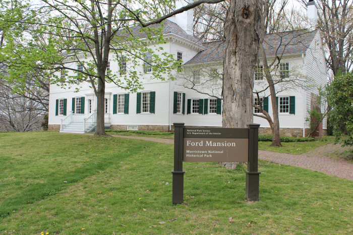 1. Ford Mansion