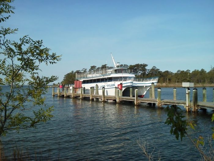 While in this part of Maryland, taking the ferry to Smith Island is a must.