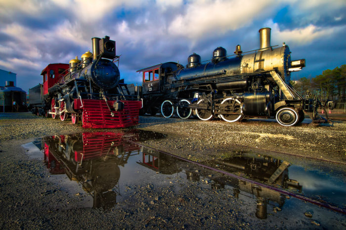 5. Southeastern Railway Museum—3595 Buford Hwy. Duluth, GA 30096