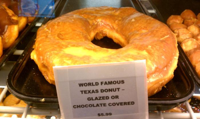 "3. ""Texas-Sized"" everything."