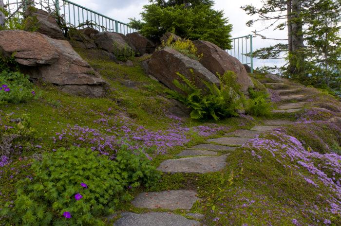 13. Ohme Gardens, Wenatchee