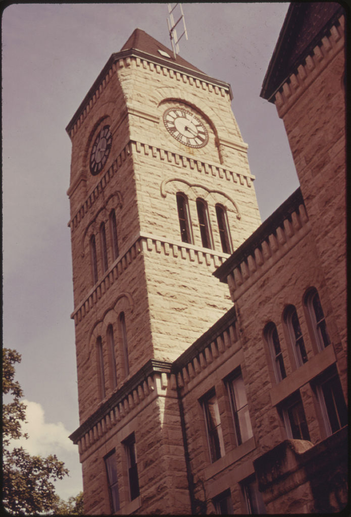 1. Atchison County Courthouse