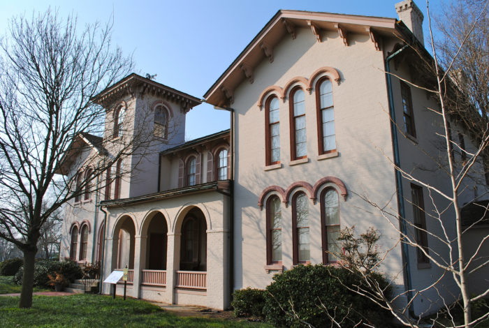 13. Governor Ross Mansion, Seaford