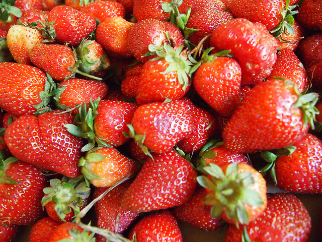 6. Smith's Castle Strawberry Festival, North Kingstown