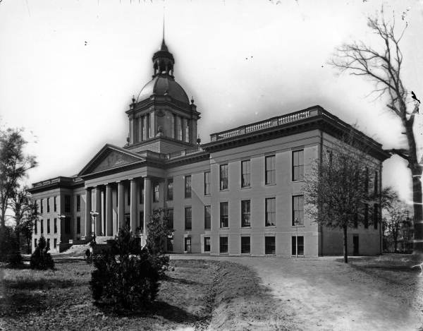 7. Florida State Capitol building: Tallahassee, 1902
