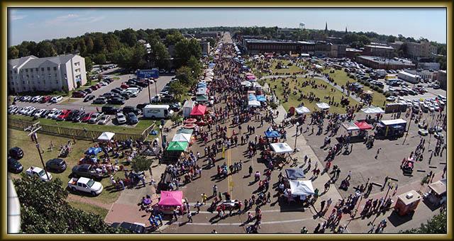 6. Hot Tamale Festival, Greenville