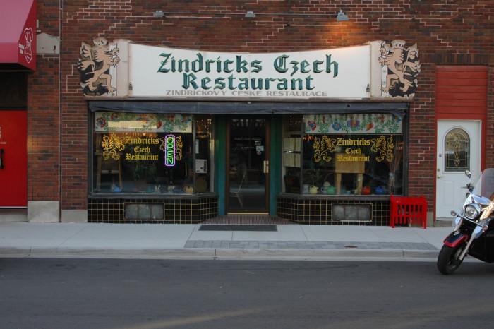 4. Czech Village, Cedar Rapids