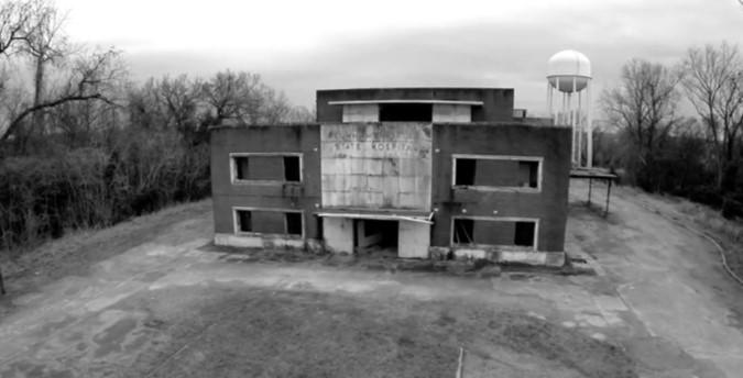 7. Kuhn Memorial State Hospital, Vicksburg