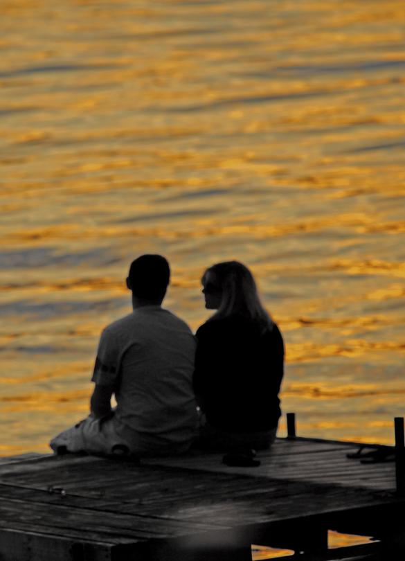 7. A little romance