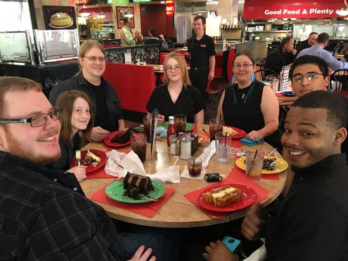 7. City Cafe Diner - Chattanooga