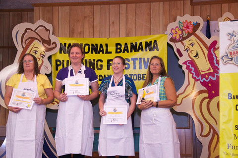 7. National Banana Pudding Festival - October