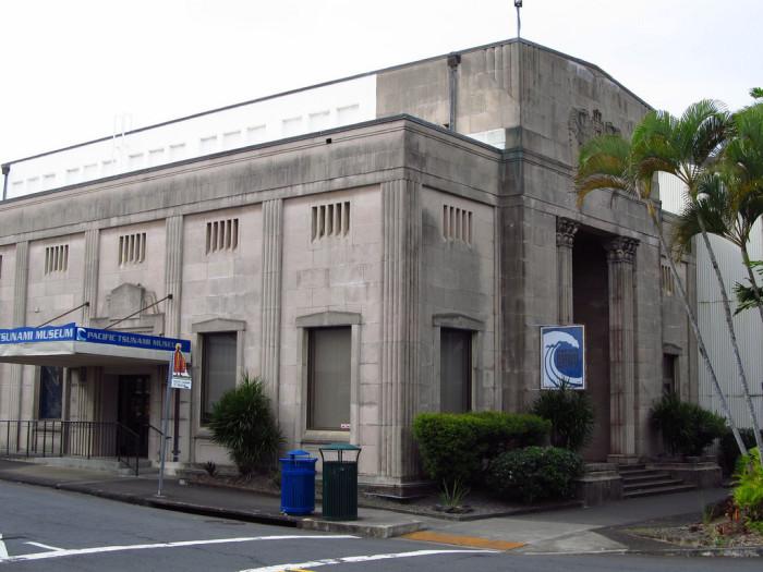 7. Pacific Tsunami Museum