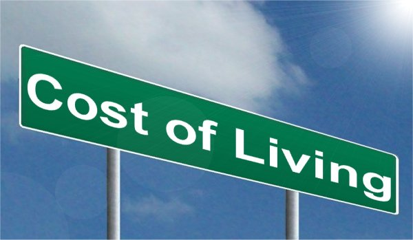 7. Low cost of living