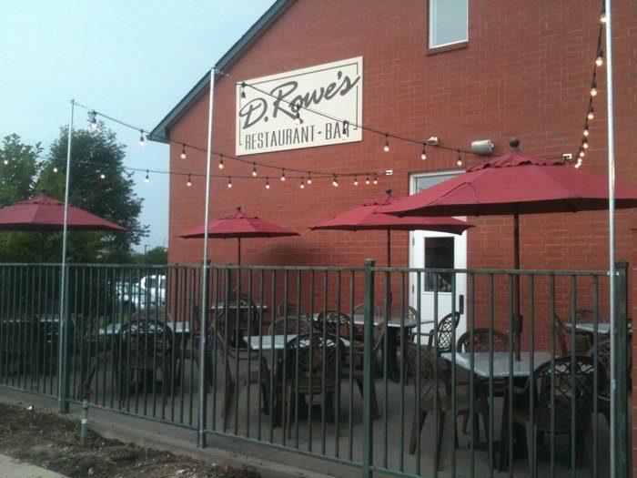 7.D. Rowe's, Columbia