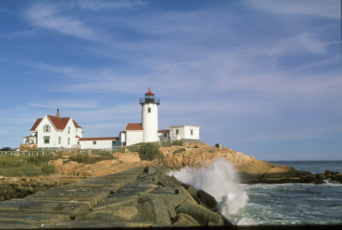 10. Speaking of which, why do people think Cape Cod is the only place Massachusetts people go on the weekends?
