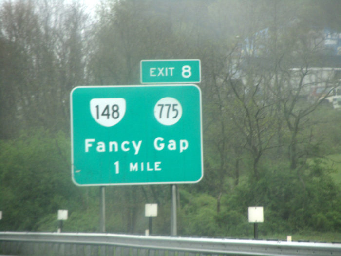 Arrive in the charming town of Fancy Gap on Friday evening.