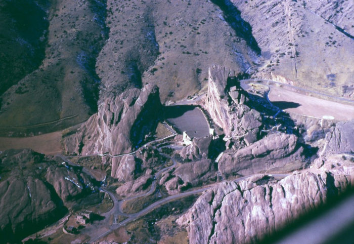 14. Red Rocks Ampitheater, 1966.