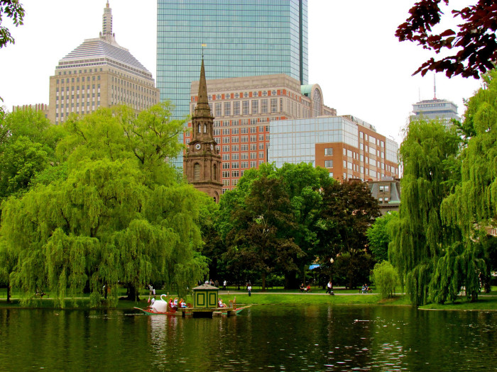 3. Everyone in Massachusetts has a Boston accent.