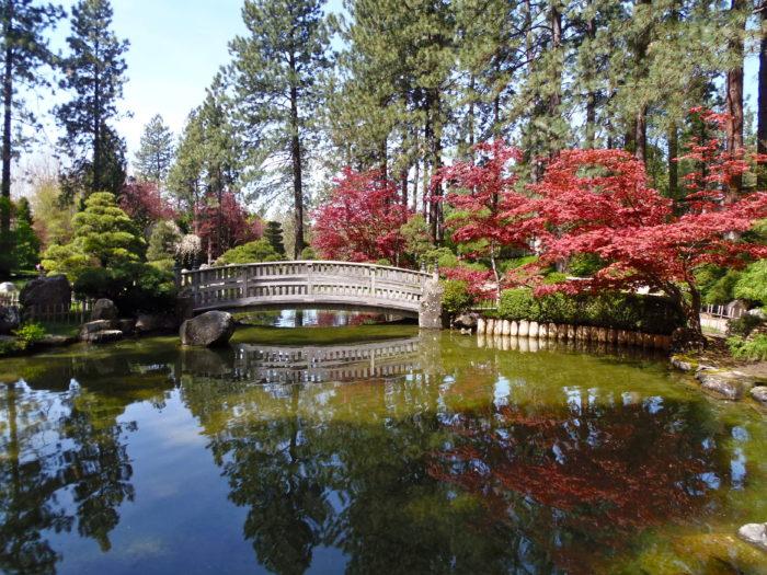 7. Nishinomiya Japanese Garden, Spokane