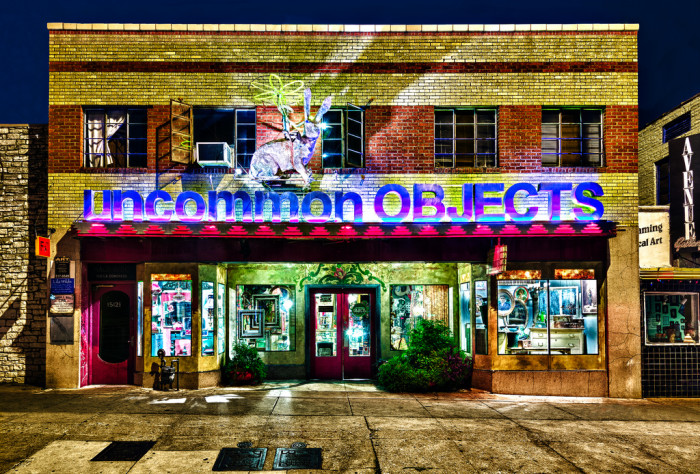 13. All of the crazy, cool things you'll find at Uncommon Objects.