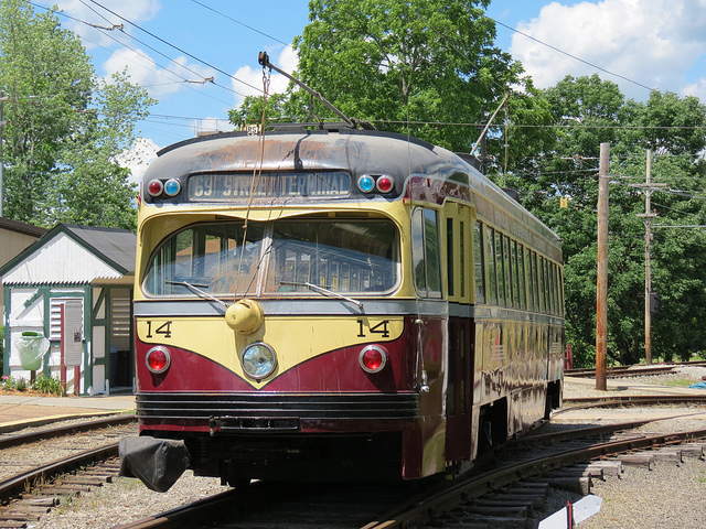 7. In Pittsburgh, you may not bring your mule or donkey onto a trolley car with you.