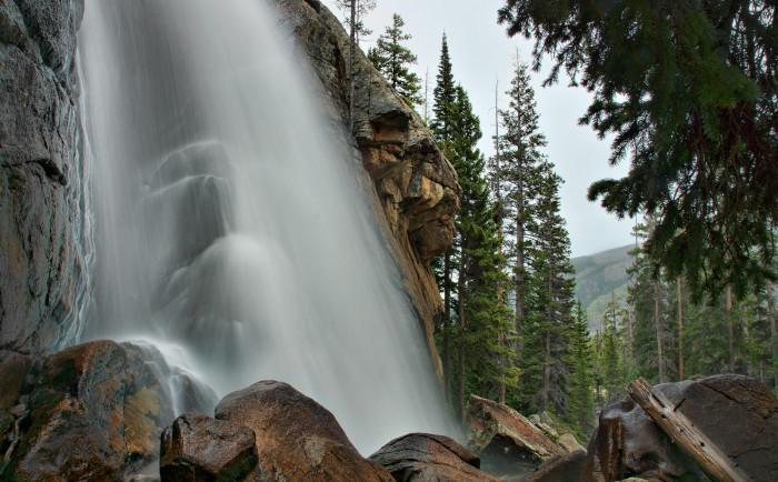 1. Ouzel Falls