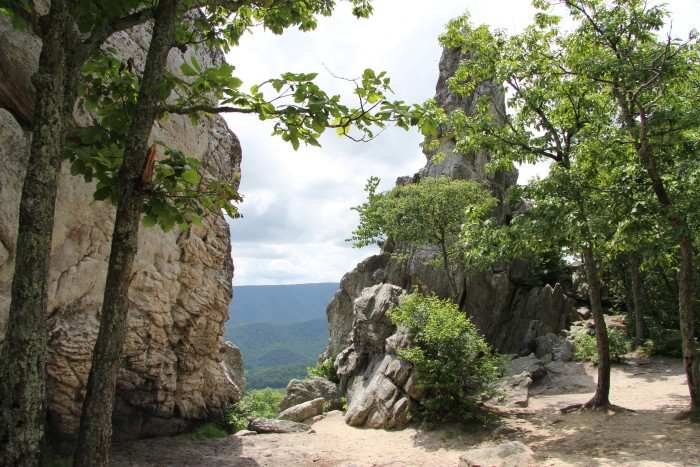 10. Dragon's Tooth (4.7 miles)