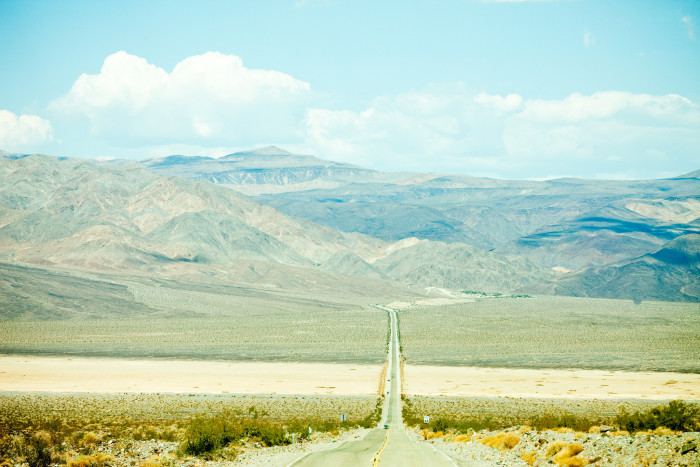 1. Death Valley National Park, California & Nevada
