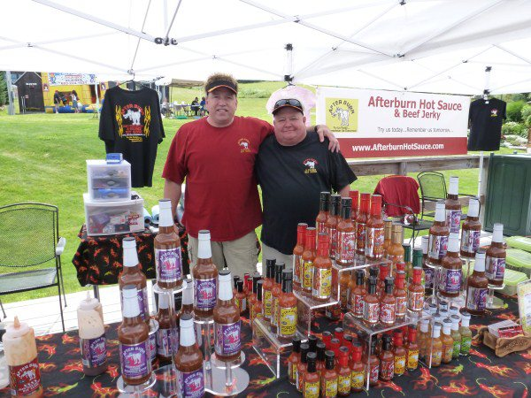 8. Fire On The Mountain Chili Fest