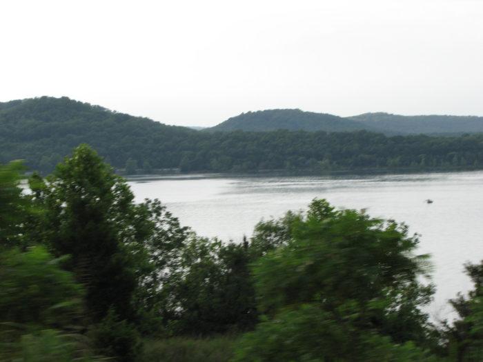 1. Beaver Lake